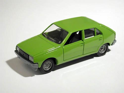 1977 Renault 17 Ts. hot 1977 Renault 14 TL 1976